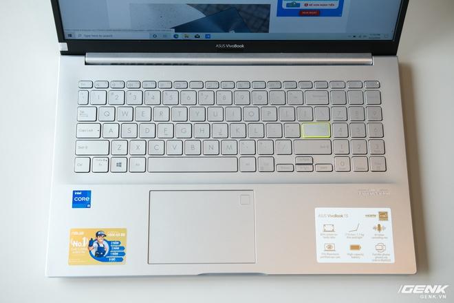 Cận cảnh laptop VivoBook 14/15 mới chạy Intel Xe: Cuối cùng một chiếc laptop chạy đồ họa Intel đã có thể chơi sương sương game AAA - Ảnh 4.
