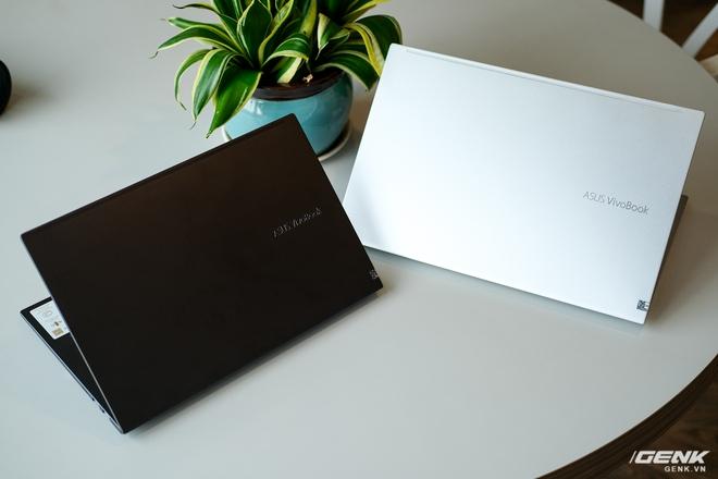 Cận cảnh laptop VivoBook 14/15 mới chạy Intel Xe: Cuối cùng một chiếc laptop chạy đồ họa Intel đã có thể chơi sương sương game AAA - Ảnh 1.
