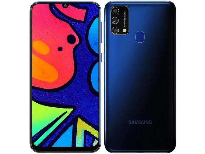 Samsung Galaxy M21s ra mắt: Exynos 9611, camera 64MP, pin 6000mAh, giá 6.4 triệu đồng - Ảnh 1.