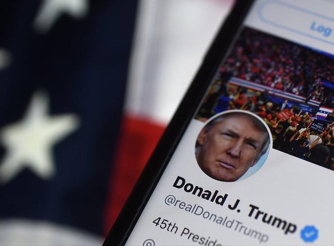 Nếu thua cuộc bầu cử, ông Trump có thể mất cả tài khoản Twitter - Ảnh 1.