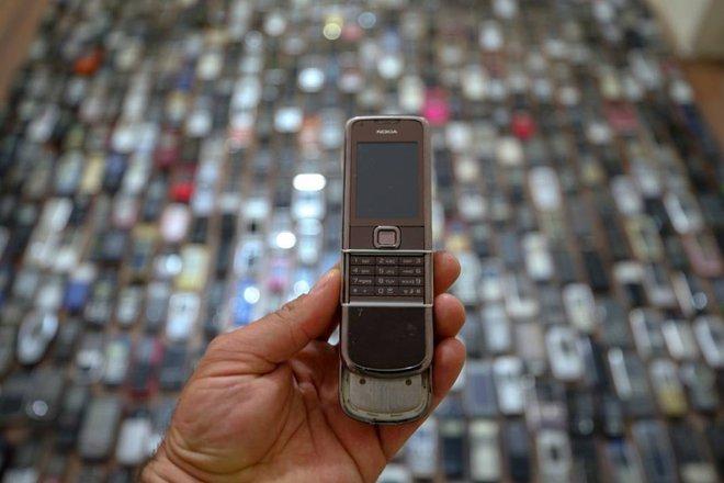 Choáng ngợp với bộ sưu tập điện thoại di động trong 20 năm của người đàn ông Thổ Nhĩ Kỳ - Ảnh 12.