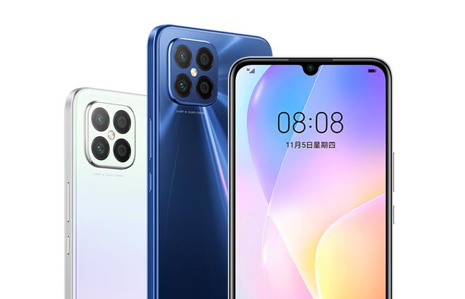 Huawei Nova 8 SE 5G ra mắt: MediaTek Dimensity 720/800U, camera 64MP, sạc nhanh 66W, giá từ 9 triệu đồng - Ảnh 1.