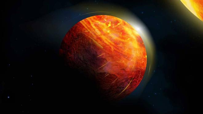 Phát hiện hành tinh địa ngục' với biển dung nham sâu 100km, gió siêu thanh tốc độ 5000 km/h, mưa tạo ra từ đất đá - Ảnh 1.