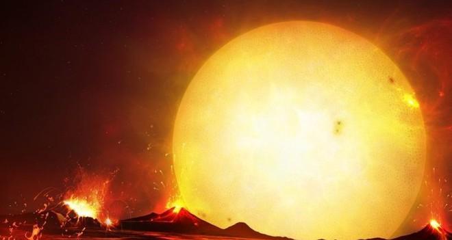 Phát hiện hành tinh địa ngục' với biển dung nham sâu 100km, gió siêu thanh tốc độ 5000 km/h, mưa tạo ra từ đất đá - Ảnh 2.