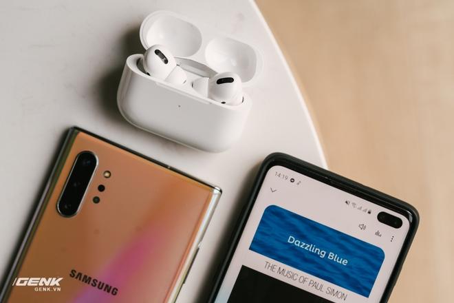 So sánh Huawei FreeBuds Pro, Apple AirPods Pro và Samsung Galaxy Buds Live: Mỗi người một vẻ - Ảnh 7.