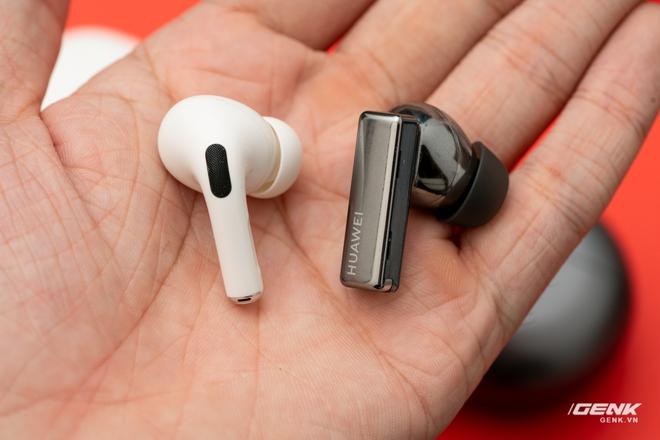 So sánh Huawei FreeBuds Pro, Apple AirPods Pro và Samsung Galaxy Buds Live: Mỗi người một vẻ - Ảnh 12.