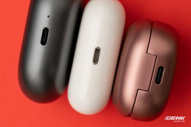 So sánh Huawei FreeBuds Pro, Apple AirPods Pro và Samsung Galaxy Buds Live: Mỗi người một vẻ - Ảnh 2.