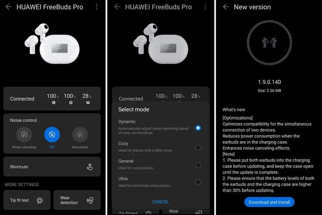 So sánh Huawei FreeBuds Pro, Apple AirPods Pro và Samsung Galaxy Buds Live: Mỗi người một vẻ - Ảnh 16.