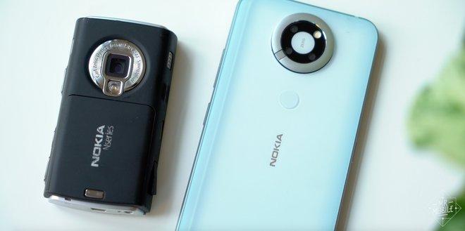Hình ảnh nguyên mẫu Nokia N95 bị HMD khai tử - Ảnh 2.