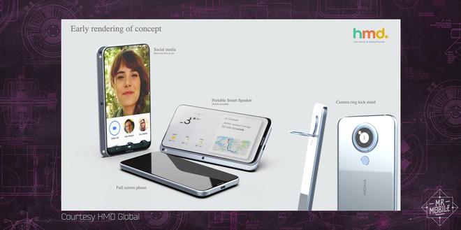 Hình ảnh nguyên mẫu Nokia N95 bị HMD khai tử - Ảnh 3.