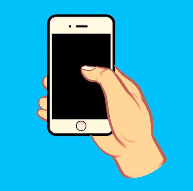 Cách cầm iPhone bật mí tính cách và đời sống tình cảm của bạn? - 1