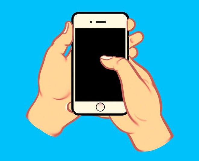 Cách cầm iPhone bật mí tính cách và đời sống tình cảm của bạn? - 2