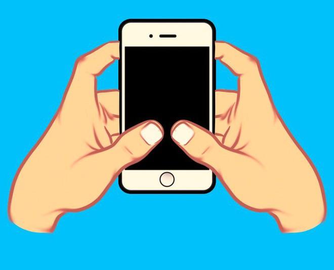 Cách cầm iPhone bật mí tính cách và đời sống tình cảm của bạn? - 3