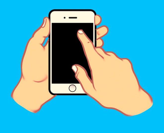 Cách cầm iPhone bật mí tính cách và đời sống tình cảm của bạn? - 4