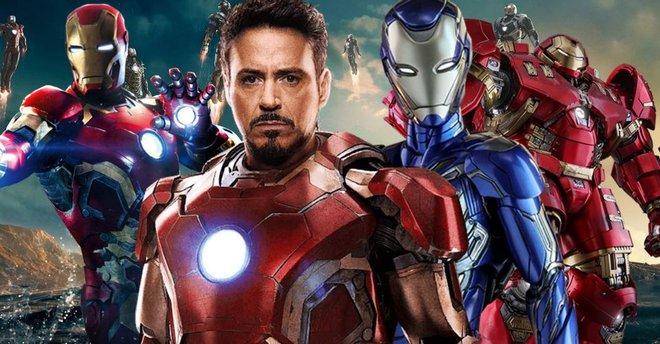 Tại sao Iron Man lại không mặc bộ giáp mạnh nhất của mình trong trận chiến Endgame? - Ảnh 1.