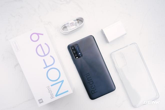 Trên tay Redmi Note 9 4G: Snapdragon 662, cụm 3 camera 48MP, pin 6000mAh, giá 4 triệu đồng - Ảnh 2.