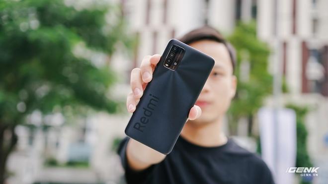 Trên tay Redmi Note 9 4G: Snapdragon 662, cụm 3 camera 48MP, pin 6000mAh, giá 4 triệu đồng - Ảnh 11.