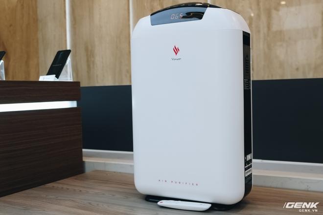 Đây là máy lọc không khí Vsmart, bán ra trong tháng 12 - Ảnh 2.
