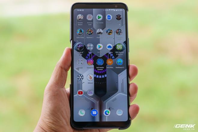Đánh giá ASUS ROG Phone 3: chiếc smartphone đa nhân cách lúc xịn lúc xịt - Ảnh 9.