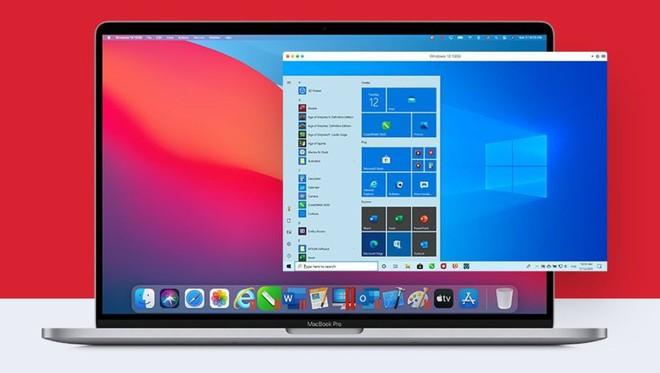 Windows 10 ARM chạy chip Apple M1 nhanh gấp gần 2 lần so với chip của Surface Pro X - Ảnh 1.