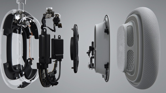Tai nghe AirPods Max mới được sản xuất tại Việt Nam - Ảnh 1.