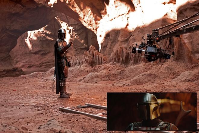 Không chỉ là một series phim khoa học viễn tưởng, Mandalorian còn mang tới một cuộc cách mạng về công nghệ dựng phim - Ảnh 4.