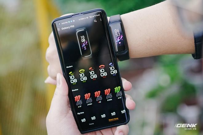 Chi tiết Galaxy Fit2: Smartband đáng mua trong phân khúc dưới 1 triệu đồng - Ảnh 9.