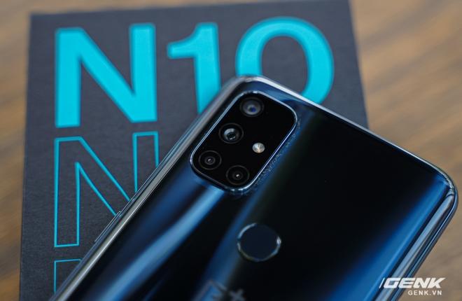 Mở hộp OnePlus Nord N10 5G: Chỉ 8 triệu mà có quá nhiều thứ hay, từ 5G tới màn hình 90Hz, sạc nhanh 30W và cả loa kép - Ảnh 6.