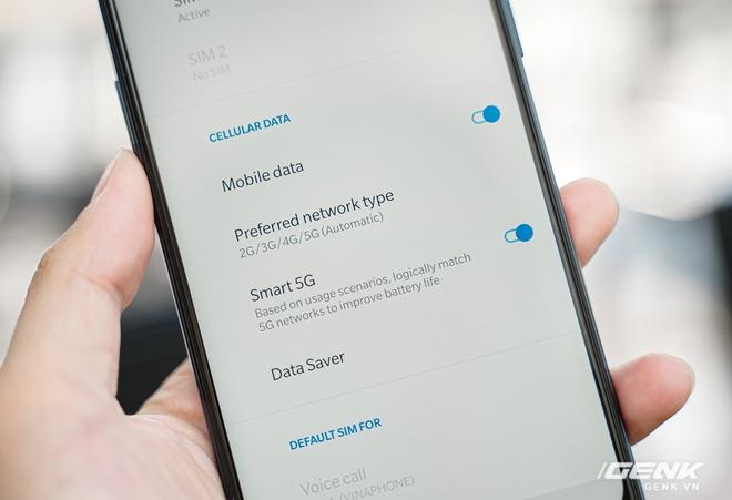 Mở hộp OnePlus Nord N10 5G: Chỉ 8 triệu mà có quá nhiều thứ hay, từ 5G tới màn hình 90Hz, sạc nhanh 30W và cả loa kép - Ảnh 8.