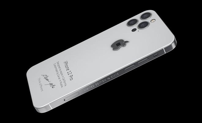iPhone 12 Pro gắn thêm mảnh áo của Steve Jobs có giá 10.000 USD - Ảnh 3.