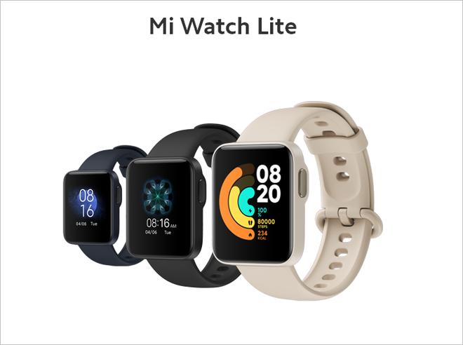 Xiaomi ra mắt Mi Watch Lite quốc tế: Pin 9 ngày, đo nhịp tim, chống nước 5ATM, giá khoảng 50 USD - Ảnh 2.