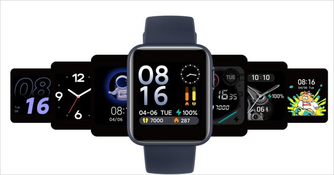 Xiaomi ra mắt Mi Watch Lite quốc tế: Pin 9 ngày, đo nhịp tim, chống nước 5ATM, giá khoảng 50 USD - Ảnh 1.
