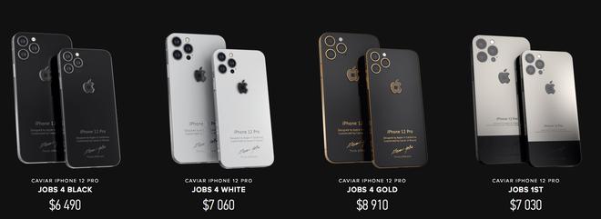 iPhone 12 Pro gắn thêm mảnh áo của Steve Jobs có giá 10.000 USD - Ảnh 6.