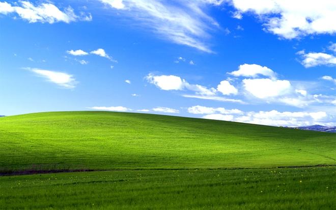 Sự thật đầy bất ngờ phía sau bức ảnh nền huyền thoại của hệ điều hành Windows XP - Ảnh 1.