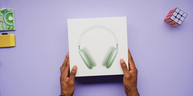 Cận cảnh AirPods Max: Mẫu headphone giá 549 USD của Apple có gì hot? - Ảnh 2.