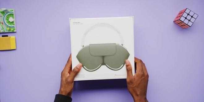 Cận cảnh AirPods Max: Mẫu headphone giá 549 USD của Apple có gì hot? - Ảnh 3.