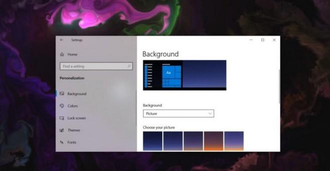Đã có thể cài hình nền động trên Windows 10 thông qua ứng dụng trên Microsoft Store - Ảnh 1.