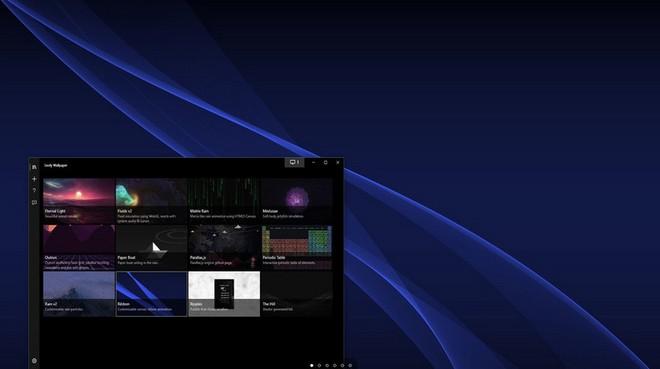 Đã có thể cài hình nền động trên Windows 10 thông qua ứng dụng trên Microsoft Store - Ảnh 3.