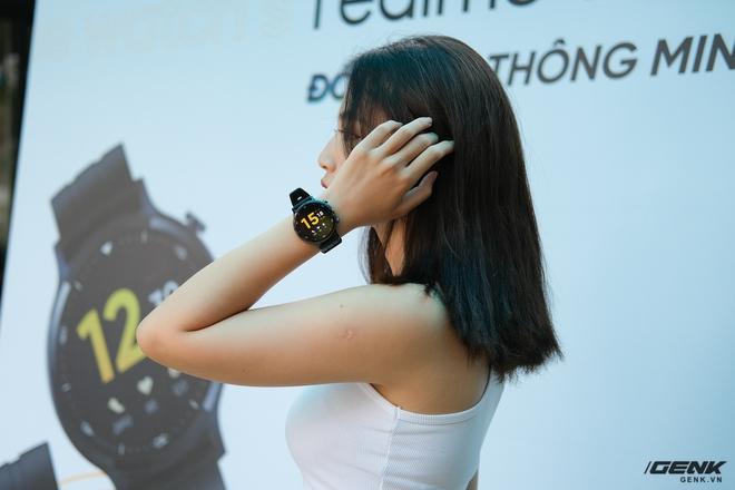 Trải nghiệm Realme Watch S: Chiếc smartwatch đáng để thử ở phân khúc dưới 3 triệu đồng - Ảnh 5.