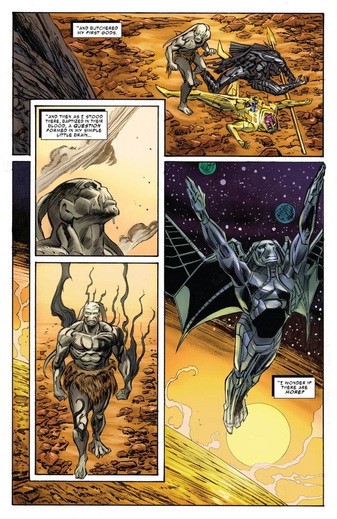 Thor 4: Phân tích nguồn gốc sức mạnh Kẻ sát thần của vũ trụ Marvel - Ảnh 3.