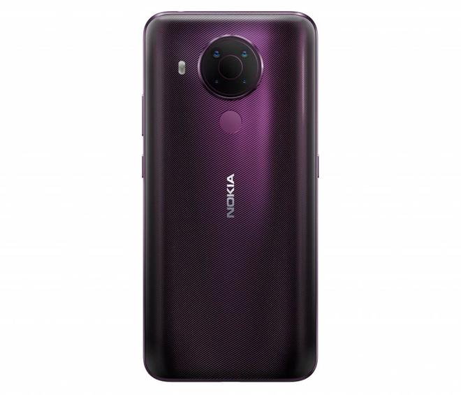 Nokia 5.4 ra mắt: Snapdragon 662, 4 camera sau 48MP, pin 4000mAh, giá từ 5.3 triệu đồng - Ảnh 3.
