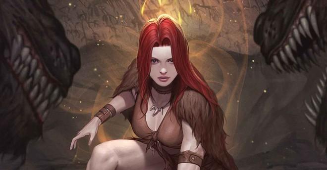 Siêu anh hùng Marvel đầu tiên của Trái Đất không phải là một dị nhân, thậm chí còn không phải là con người - Ảnh 2.