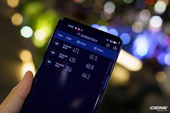 Trải nghiệm tốc độ mạng 5G Viettel tại TP.HCM: Tải về nhanh gấp 10 lần 4G, nhưng vùng phủ sóng còn hạn chế - Ảnh 4.