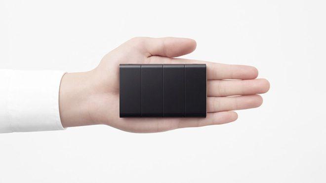 OPPO trình làng concept smartphone có thể gập nhiều lần, kích thước màn hình 7 inch có thể thu gọn bằng chiếc thẻ visa - Ảnh 1.