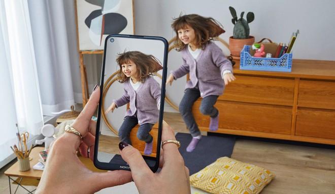 Nokia 5.4 ra mắt: Snapdragon 662, 4 camera sau 48MP, pin 4000mAh, giá từ 5.3 triệu đồng - Ảnh 2.