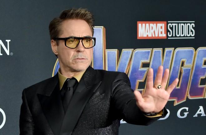 """Robert Downey Jr: """"Tôi đã làm mọi thứ có thể với vai Iron Man"""" - Ảnh 1."""