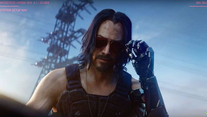 Đây là lý do vì sao Keanu Reeves mê tít những dự án sci-fi như The Matrix hay Cyberpunk 2077 - Ảnh 1.