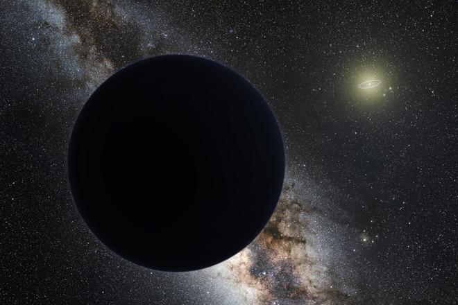 Hành tinh thứ 9 có thể đang ẩn giấu sâu bên trong Vành đai Kuiper