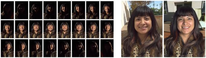 Hệ thống 64 camera và 331 đèn chiếu sáng được Google sử dụng để huấn luyện AI chụp hình của mình - Ảnh 4.