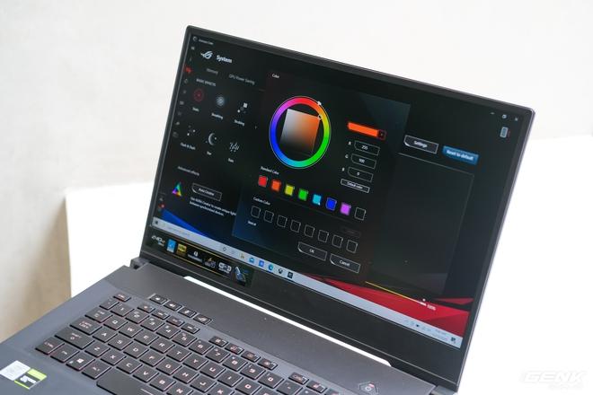 Trải nghiệm ASUS ROG Zephyrus M15: Chiếc laptop chơi game dành cho hội không thích khoe mẽ, màn hình 240Hz 3ms, GTX 1660Ti, có điều giá thành còn hơi căng - Ảnh 8.